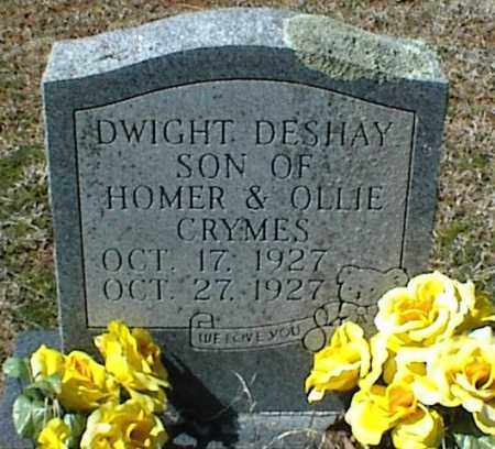CRYMES, DWIGHT - Stone County, Arkansas | DWIGHT CRYMES - Arkansas Gravestone Photos