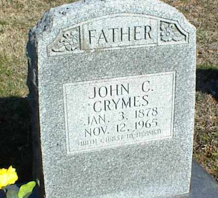 CRYMES, JOHN C. - Stone County, Arkansas | JOHN C. CRYMES - Arkansas Gravestone Photos