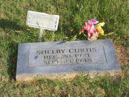CURTIS, SHELBY - Stone County, Arkansas | SHELBY CURTIS - Arkansas Gravestone Photos