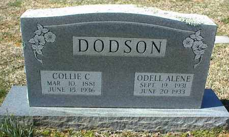 DODSON, COLLIE C. - Stone County, Arkansas | COLLIE C. DODSON - Arkansas Gravestone Photos
