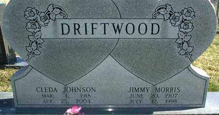 JOHNSON DRIFTWOOD, CLEDA - Stone County, Arkansas | CLEDA JOHNSON DRIFTWOOD - Arkansas Gravestone Photos