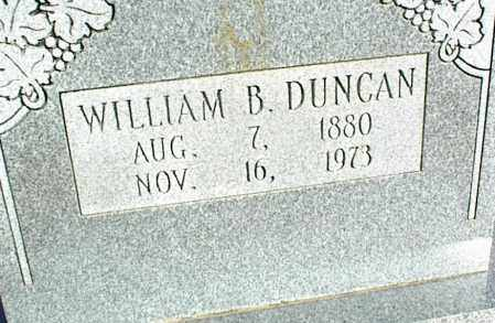 DUNCAN, WILLIAM B. - Stone County, Arkansas | WILLIAM B. DUNCAN - Arkansas Gravestone Photos