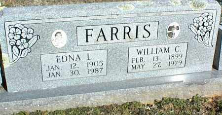 FARRIS, WILLIAM C. - Stone County, Arkansas | WILLIAM C. FARRIS - Arkansas Gravestone Photos