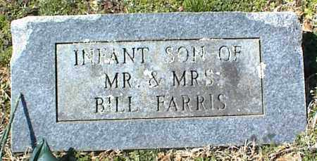 FARRIS, INFANT SON - Stone County, Arkansas | INFANT SON FARRIS - Arkansas Gravestone Photos