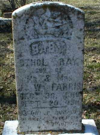 FARRIS, OTHOL RAY - Stone County, Arkansas | OTHOL RAY FARRIS - Arkansas Gravestone Photos