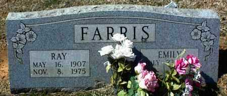 FARRIS, RAY - Stone County, Arkansas | RAY FARRIS - Arkansas Gravestone Photos