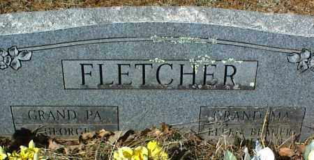 FLETCHER, GEORGE - Stone County, Arkansas | GEORGE FLETCHER - Arkansas Gravestone Photos