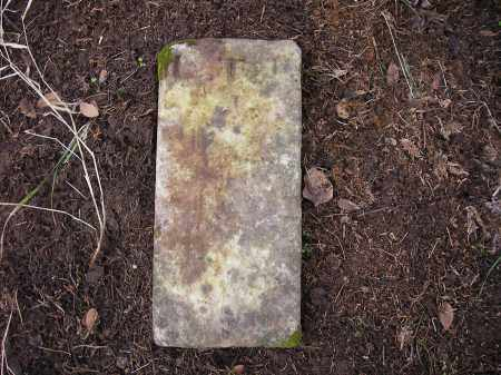 FOOTSTONE, LTP - Stone County, Arkansas | LTP FOOTSTONE - Arkansas Gravestone Photos