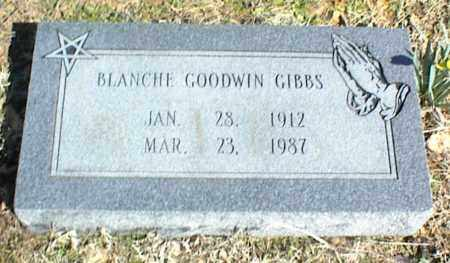 GIBBS, BLANCHE - Stone County, Arkansas | BLANCHE GIBBS - Arkansas Gravestone Photos