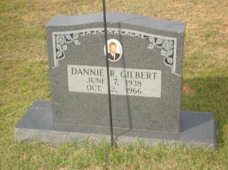 GILBERT, DANNIE R. - Stone County, Arkansas | DANNIE R. GILBERT - Arkansas Gravestone Photos