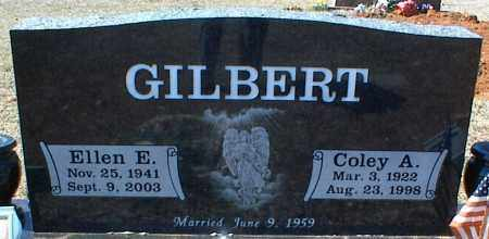 GILBERT, ELLEN E. - Stone County, Arkansas | ELLEN E. GILBERT - Arkansas Gravestone Photos