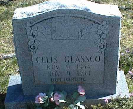 GLASSCO, CELIS - Stone County, Arkansas | CELIS GLASSCO - Arkansas Gravestone Photos