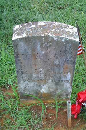 GOWER  (VETERAN), LLOYD - Stone County, Arkansas | LLOYD GOWER  (VETERAN) - Arkansas Gravestone Photos