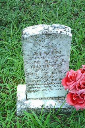 GOWER, ALVIN - Stone County, Arkansas | ALVIN GOWER - Arkansas Gravestone Photos