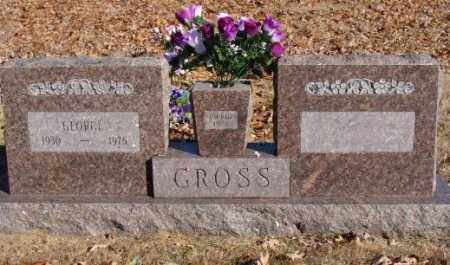 GROSS, GEORGE - Stone County, Arkansas | GEORGE GROSS - Arkansas Gravestone Photos