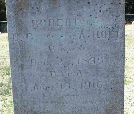 HOLT, ROBERT - Stone County, Arkansas | ROBERT HOLT - Arkansas Gravestone Photos