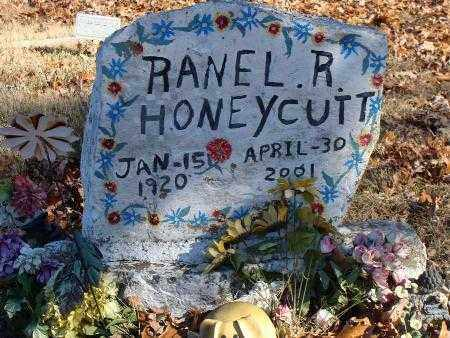 HONEYCUTT, RANEL R - Stone County, Arkansas | RANEL R HONEYCUTT - Arkansas Gravestone Photos