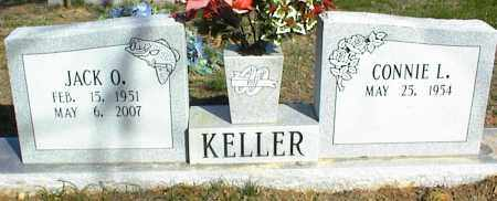 KELLER, JACK O. - Stone County, Arkansas | JACK O. KELLER - Arkansas Gravestone Photos