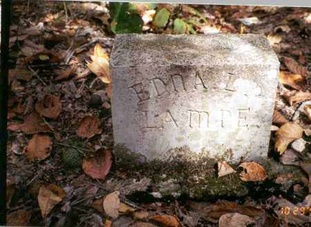 LAMPE, EDNA - Stone County, Arkansas | EDNA LAMPE - Arkansas Gravestone Photos
