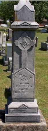 LANCASTER, JOHN R. B. - Stone County, Arkansas | JOHN R. B. LANCASTER - Arkansas Gravestone Photos