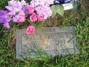 LAWRENCE, RAY - Stone County, Arkansas   RAY LAWRENCE - Arkansas Gravestone Photos