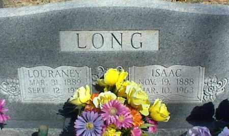 LONG, ISAAC - Stone County, Arkansas | ISAAC LONG - Arkansas Gravestone Photos