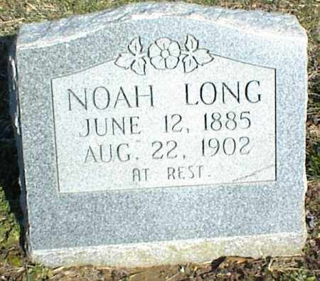 LONG, NOAH - Stone County, Arkansas | NOAH LONG - Arkansas Gravestone Photos