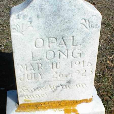LONG, OPAL - Stone County, Arkansas | OPAL LONG - Arkansas Gravestone Photos