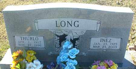 LONG, THURLO - Stone County, Arkansas | THURLO LONG - Arkansas Gravestone Photos