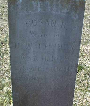 LOONEY, SUSAN B. - Stone County, Arkansas | SUSAN B. LOONEY - Arkansas Gravestone Photos