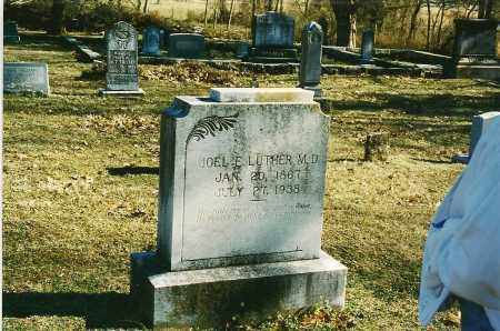 LUTHER DR, JOEL - Stone County, Arkansas | JOEL LUTHER DR - Arkansas Gravestone Photos