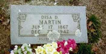 BRANSCOMB MARTIN, DISA ANN - Stone County, Arkansas | DISA ANN BRANSCOMB MARTIN - Arkansas Gravestone Photos