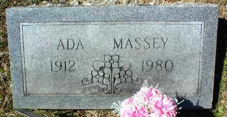 MASSEY, ADA - Stone County, Arkansas | ADA MASSEY - Arkansas Gravestone Photos