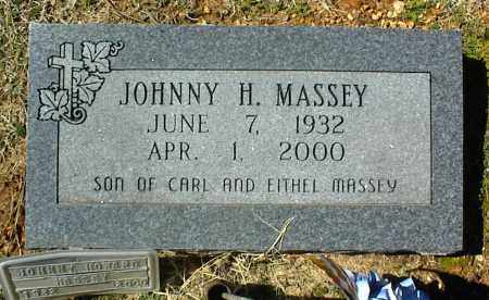 MASSEY, JOHNNY H. - Stone County, Arkansas | JOHNNY H. MASSEY - Arkansas Gravestone Photos