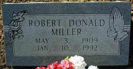 MILLER, ROBERT DONALD - Stone County, Arkansas | ROBERT DONALD MILLER - Arkansas Gravestone Photos