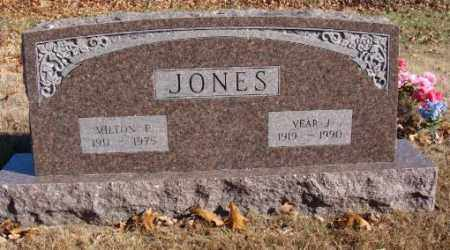 MCCLANAHAN VEAR J., JONES - Stone County, Arkansas | JONES MCCLANAHAN VEAR J. - Arkansas Gravestone Photos