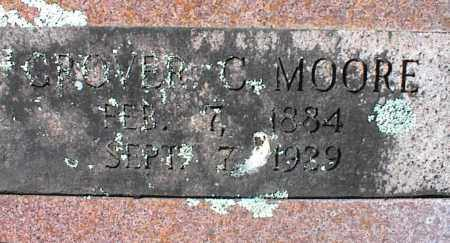 MOORE, GROVER C. - Stone County, Arkansas | GROVER C. MOORE - Arkansas Gravestone Photos