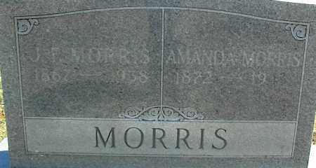MORRIS, J. F. - Stone County, Arkansas | J. F. MORRIS - Arkansas Gravestone Photos