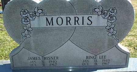 MORRIS, BING LEE - Stone County, Arkansas | BING LEE MORRIS - Arkansas Gravestone Photos