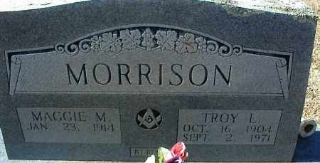 MORRISON, TROY L. - Stone County, Arkansas | TROY L. MORRISON - Arkansas Gravestone Photos