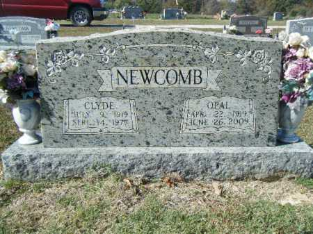NEWCOMB, CLYDE - Stone County, Arkansas | CLYDE NEWCOMB - Arkansas Gravestone Photos