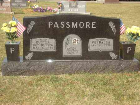 PASSMORE, BUSTER - Stone County, Arkansas | BUSTER PASSMORE - Arkansas Gravestone Photos