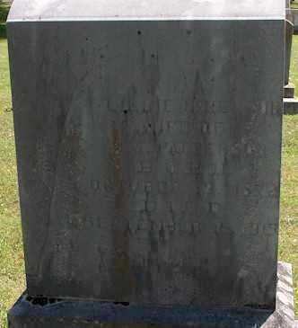 PATTERSON, LILLIE - Stone County, Arkansas | LILLIE PATTERSON - Arkansas Gravestone Photos