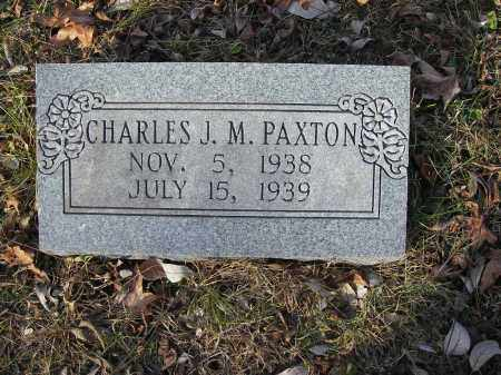 PAXTON, CHARLES - Stone County, Arkansas | CHARLES PAXTON - Arkansas Gravestone Photos