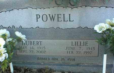 POWELL, LILLIE - Stone County, Arkansas | LILLIE POWELL - Arkansas Gravestone Photos