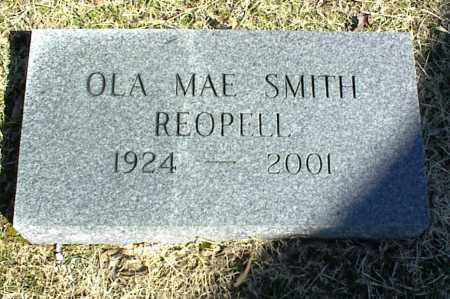 SMITH REOPELL, OLA MAE - Stone County, Arkansas | OLA MAE SMITH REOPELL - Arkansas Gravestone Photos