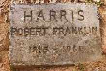 HARRIS, ROBERT FRANKLIN - Stone County, Arkansas | ROBERT FRANKLIN HARRIS - Arkansas Gravestone Photos