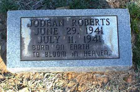 ROBERTS, JODEAN - Stone County, Arkansas | JODEAN ROBERTS - Arkansas Gravestone Photos