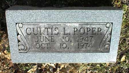 ROPER, CURTIS L. - Stone County, Arkansas | CURTIS L. ROPER - Arkansas Gravestone Photos