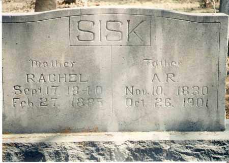 SISK, RACHEL - Stone County, Arkansas | RACHEL SISK - Arkansas Gravestone Photos
